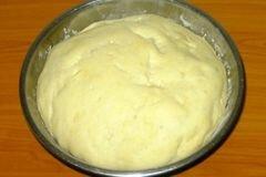 «Домашний батон с кунжутом» - приготовления блюда - шаг 4