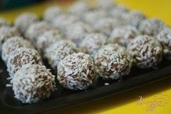 «Кокосовые пирожные» - приготовления блюда - шаг 9