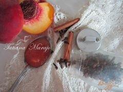 «Персиковый конфитюр с пивом» - приготовления блюда - шаг 4