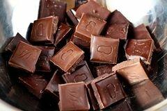 «Горячий шоколад» - приготовления блюда - шаг 1