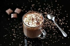 «Горячий шоколад» - приготовления блюда - шаг 5