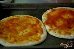 «Пицца по -быстрому» - приготовления блюда - шаг 3