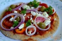 «Пицца по -быстрому» - приготовления блюда - шаг 4