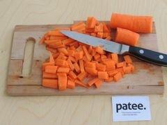 «Красный борщ с фасолью и савойской капустой» - приготовления блюда - шаг 5