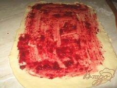 «Булочки с вишневой начинкой» - приготовления блюда - шаг 4