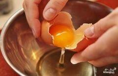 «Творожники с голубикой» - приготовления блюда - шаг 2