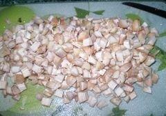 «Закуска грибная с мясом и соусом» - приготовления блюда - шаг 6
