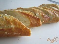 «Брушетта..вкус Средиземноморья» - приготовления блюда - шаг 1