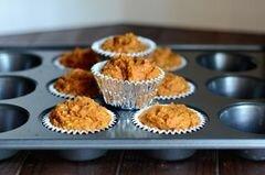 «Тыквенные кексы» - приготовления блюда - шаг 7