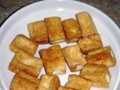 «Запеченный хрустящий тофу» - приготовления блюда - шаг 3