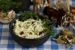 «Салат с горошком» - приготовления блюда - шаг 6