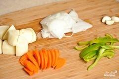 «Суп с мясными фрикадельками» - приготовления блюда - шаг 5
