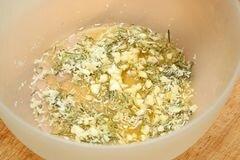 «Запеченные куриные бедра» - приготовления блюда - шаг 3