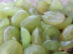 «Мармелад из лимонов и винограда» - приготовления блюда - шаг 2