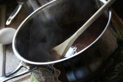 «30-ти минутный шоколадный торт» - приготовления блюда - шаг 4