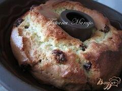 «Кекс с вяленой вишней» - приготовления блюда - шаг 3