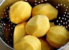 «Минтай в духовке с картофелем» - приготовления блюда - шаг 3