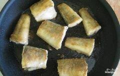 «Минтай в духовке с картофелем» - приготовления блюда - шаг 6