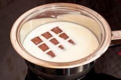 «Оригинальный горячий шоколад» - приготовления блюда - шаг 1