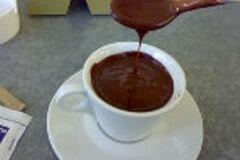 «Оригинальный горячий шоколад» - приготовления блюда - шаг 3