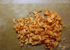 «Суп с цветной капустой и растительным маслом» - приготовления блюда - шаг 3
