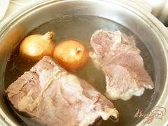 «Буженина из говядины.» - приготовления блюда - шаг 3