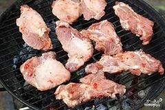 «Шашлык по-английски» - приготовления блюда - шаг 4