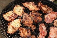 «Шашлык по-английски» - приготовления блюда - шаг 5