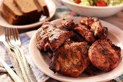 «Шашлык по-английски» - приготовления блюда - шаг 6