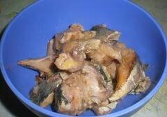 «Котлеты из сардин» - приготовления блюда - шаг 2