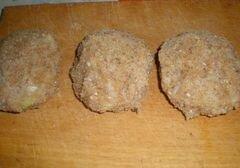 «Котлеты из сардин» - приготовления блюда - шаг 6