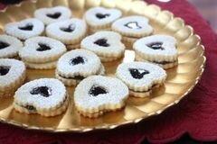 «Миндальное печенье с джемом» - приготовления блюда - шаг 12