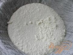 «Домашний адыгейский сыр» - приготовления блюда - шаг 3