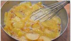 «Испанская тортилья с розмарином» - приготовления блюда - шаг 10
