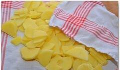 «Испанская тортилья с розмарином» - приготовления блюда - шаг 4