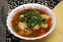 «Шурпа» - приготовления блюда - шаг 2
