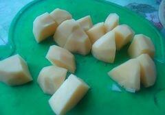 «Домашние горшочки» - приготовления блюда - шаг 3