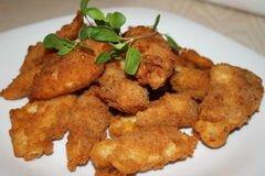 «Рыба в пивном кляре» - приготовления блюда - шаг 3
