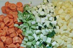 «Овощной кускус» - приготовления блюда - шаг 2