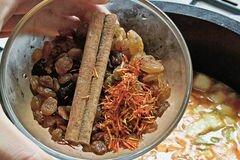 «Овощной кускус» - приготовления блюда - шаг 4