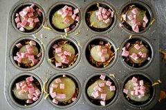 «Запеченный картофель с ветчиной и сыром» - приготовления блюда - шаг 12