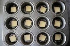 «Запеченный картофель с ветчиной и сыром» - приготовления блюда - шаг 5