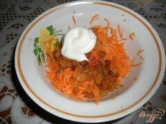 """«Салат """"Три вкуса""""» - приготовления блюда - шаг 2"""