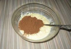 «Пирожное картошка» - приготовления блюда - шаг 2