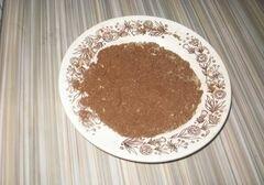 «Пирожное картошка» - приготовления блюда - шаг 6
