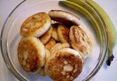 «Сырники без муки с ячменными пластивцами» - приготовления блюда - шаг 6