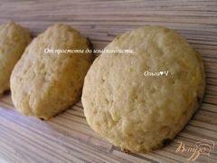 «Лимонные сконы с малиново-мятным желе» - приготовления блюда - шаг 7