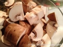 «Бутерброды с колбасой и овощами» - приготовления блюда - шаг 5
