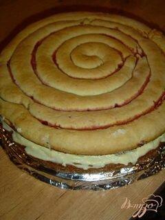 """«Торт """"Нежность""""» - приготовления блюда - шаг 11"""