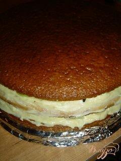 """«Торт """"Нежность""""» - приготовления блюда - шаг 12"""